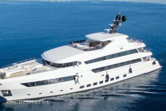 Yacht rent Custom 49m in Athens Marina, Athens