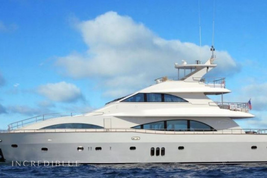 Yacht rent Custom 32m in Palmarina Yalıkavak, Bodrum