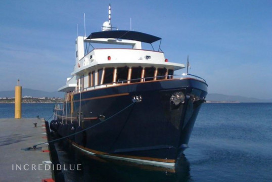Yacht rent Custom 23m in Palmarina Yalıkavak, Bodrum