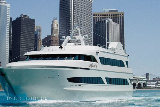 Yacht chartern Custom Atlantis, Manhattan, New York City