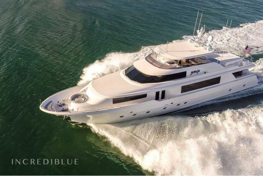 Yacht rent Westport  112ft in Key West Harbour, Florida Keys