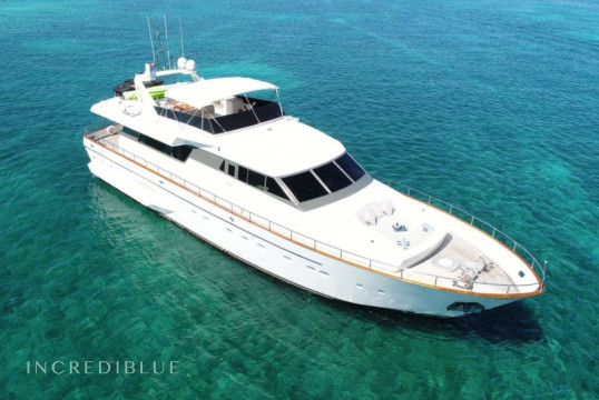 Yacht rent San Lorenzo 80ft  in Nassau, Bahamas