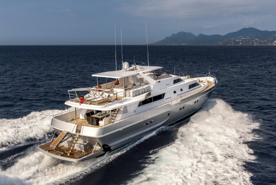 "Yacht rent C.N. Spertini Alalunga 108' 3"" in Port de Cannes, Alpes Maritimes - Cannes"