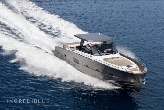 Yacht rent Custom Med 52 in Port Grimaud, Var