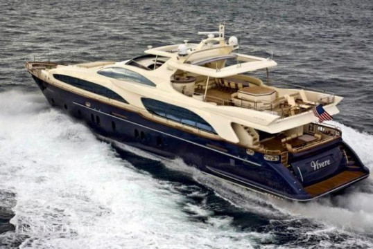 Yacht rent Custom 117ft in Manhattan, New York City
