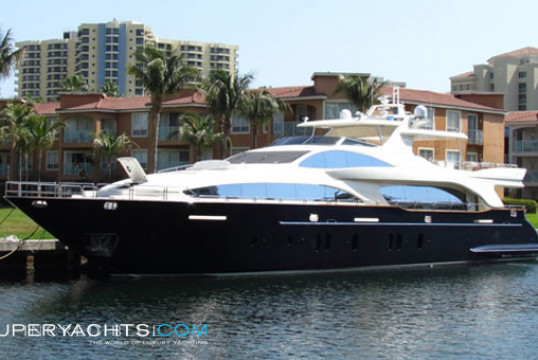 Yacht rent Custom 117ft in Miami Beach, South Florida
