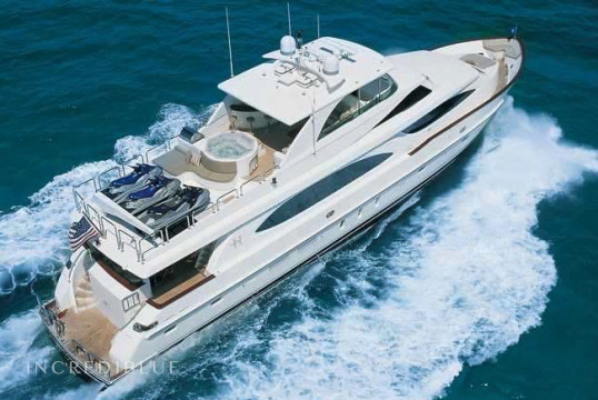 Yacht rent Hargrave 30.48m in Yacht Haven Grande, British Virgin Islands