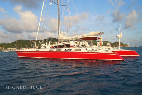 Catamaran rent Peter Spronk 20.72m in Ile de Saint Martin, Saint Martin