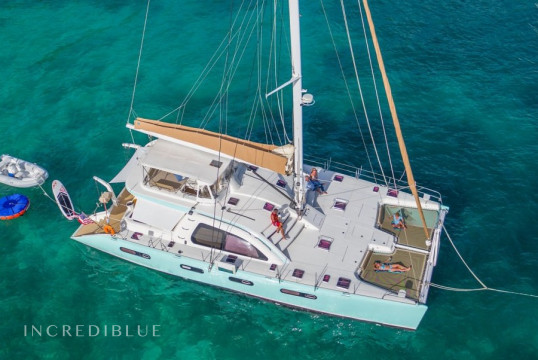 Catamaran rent Leopard Catamarans 18.90m in Nassau, Bahamas