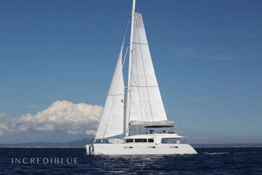 Catamaran rent Lagoon 18.90m in Marina de Canouan Island, Saint Vincent and the Grenadines