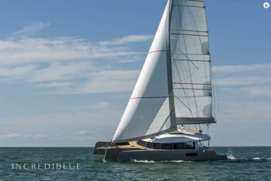 Trimaran rent Neel 51 in Marina de Cohe, Martinique