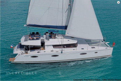 Fountaine Pajot 20.42m