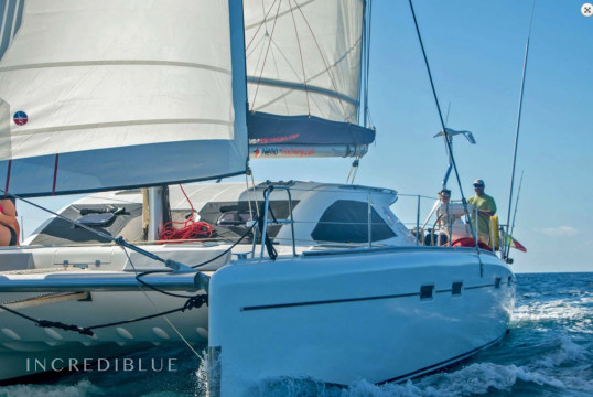 Catamaran rent Nautitech 47 in Joma Marina, British Virgin Islands