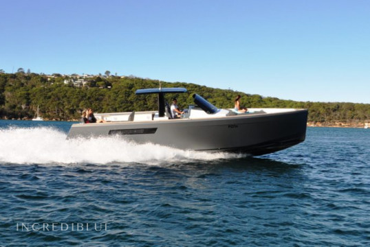 Motorboat rent Fjord 40 in Port Camille Rayon, Alpes Maritimes - Golfe-Juan