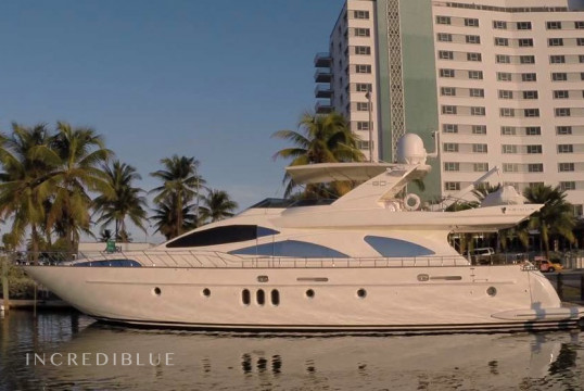 Yacht rent Azimut 24.40m in Lighthouse Point, South Florida