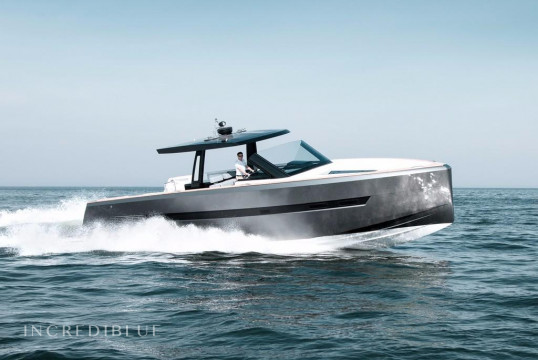 Motorboat rent Fjord 48 Open in Puerto Portals, Mallorca