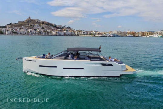 Yacht rent De Antonio D46 OPEN in Port d'Eivissa, Ibiza