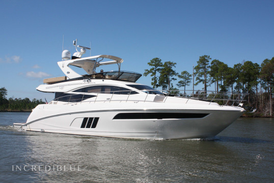 Louer yacht Sea Ray L590 Fly, Harbour View Marina Marsh Harbour, Bahamas