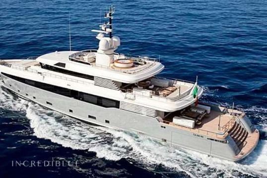Yacht rent Custom 45m in Cala Galera, Tuscany