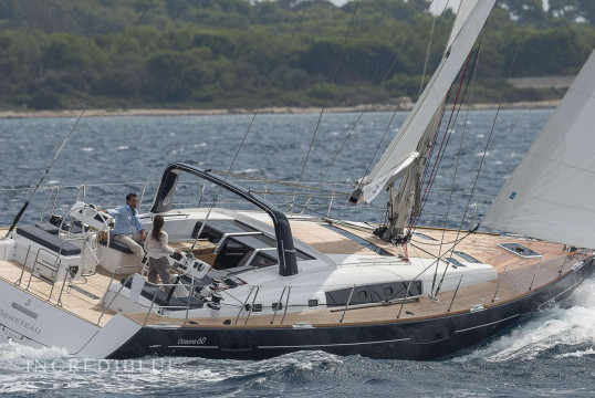 Sailing boat rent Benetau 18.28m in Tortola, British Virgin Islands