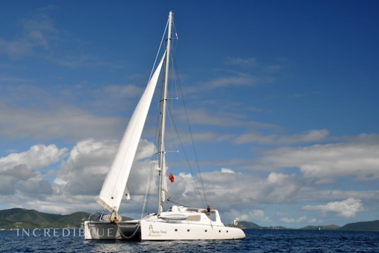 Noleggiare catamarano Voyage 58 a St. Thomas, Isole Vergini