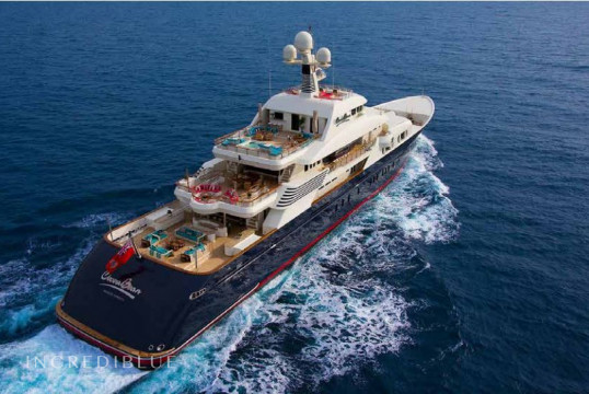 Yacht rent Trinity 74m in Port de Cannes, Alpes Maritimes - Cannes