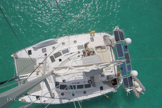 Catamaran rent Lagoon 44 in Yacht Haven Grande, British Virgin Islands
