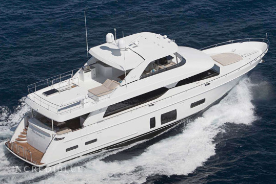 Yacht rent Ocean Alexander 25.90m in Yacht Haven Marina, Nassau