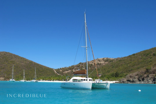 Catamaran rent Lagoon 420 in Road Town, British Virgin Islands