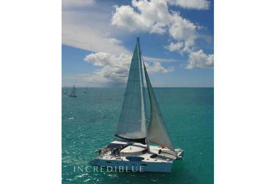 Catamaran rent Fountain Pajot 18.28m in St. Thomas, United States Virgin Islands