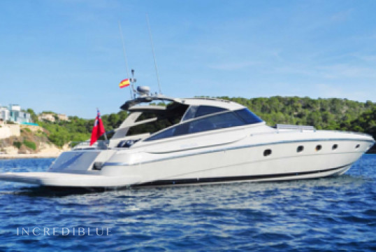 Motorboat rent 0 Baia Azzurra 63 in Port Adriano, Mallorca