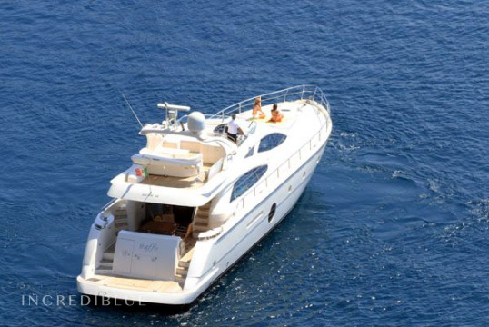 Yacht rent Aicon 20.40m in Club Nautico Catania, Sicily