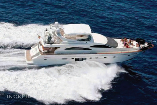 Yacht rent Astondoa 72 GLX in Port de Sant Antoni, Ibiza