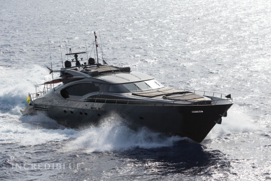 Yacht rent 0 Palmer Johnson in Santa Eulàlia, Ibiza