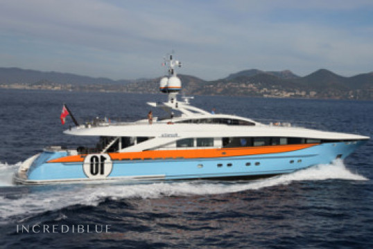 Yacht rent 0 Heesen 37 in Port Adriano, Mallorca