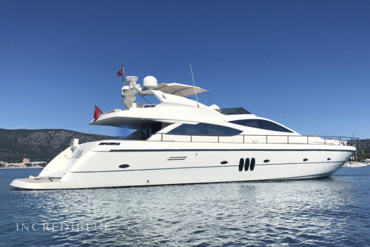 Yacht rent Abacus Marine 70 in Puerto Portals, Mallorca