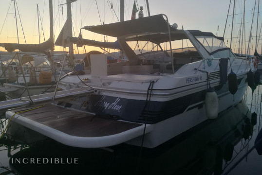 Yacht rent Pershing 45 in Marina del Fezzano  , Liguria