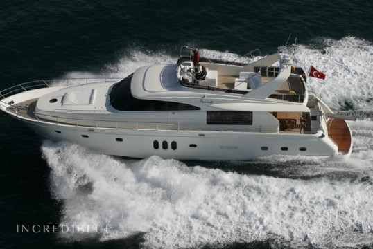 Yacht rent Custom Custom made in Milta Marina, Bodrum