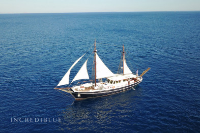 "Custom made Motor sailer ""Greece Traditional"""
