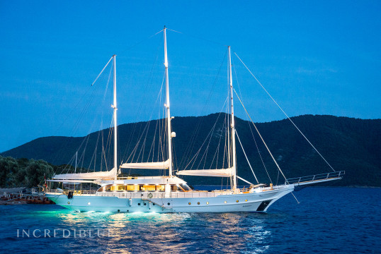 Gulet rent custom  built Gulet in Setur Netsel Marina, Marmaris