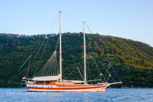Gulet rent Custom made Gulet in Milta Marina, Bodrum