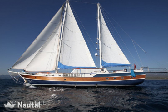 Sailing boat rent Custom made Ketch in Milta Marina, Bodrum