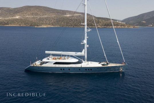 Sailing boat rent Custom Custom in Albatros Marina, Marmaris