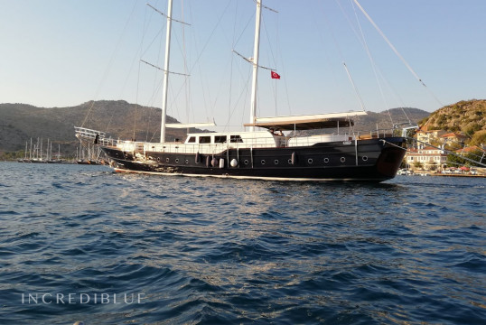 Gulet rent Custom High Deluxe Gulet in Yes Marina, Fethiye