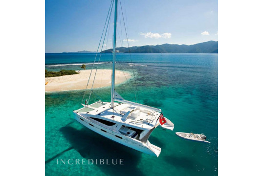 Yacht rent Matrix Yachts 76 in Nanny Cay Marina, British Virgin Islands