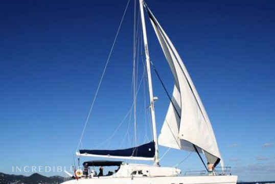 Catamaran rent Lagoon 570 in Nanny Cay Marina, British Virgin Islands
