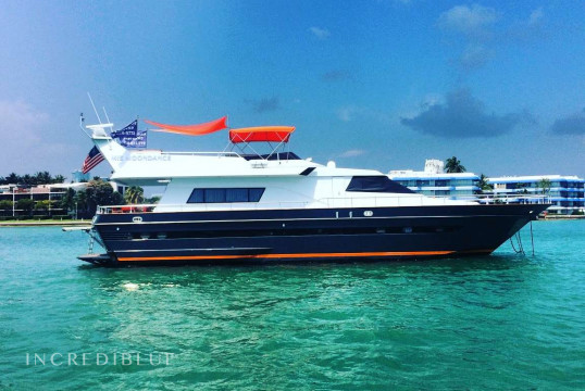 Yacht rent Astondoa 70 in Fort Lauderdale , South Florida
