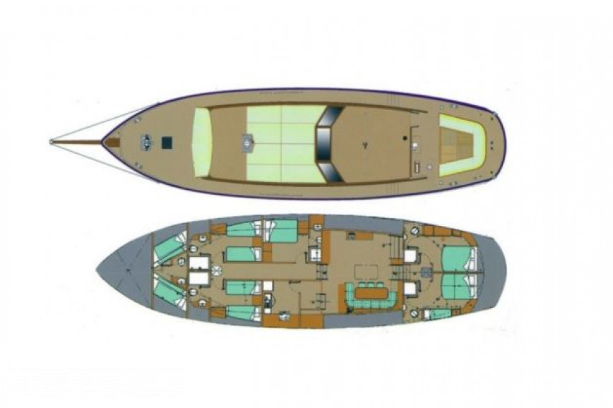 Custom Neta Marine Ketch