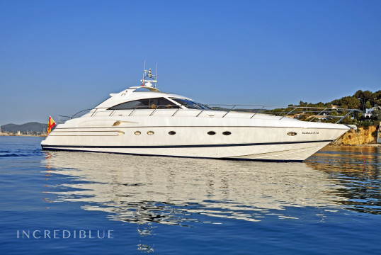 Yacht rent Princess V65 in Puerto de Palma, Mallorca