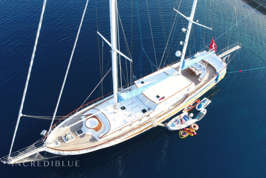 Gulet rent BODRUM SHIPYARD Custom Gulet 108ft in Ece Marina, Fethiye